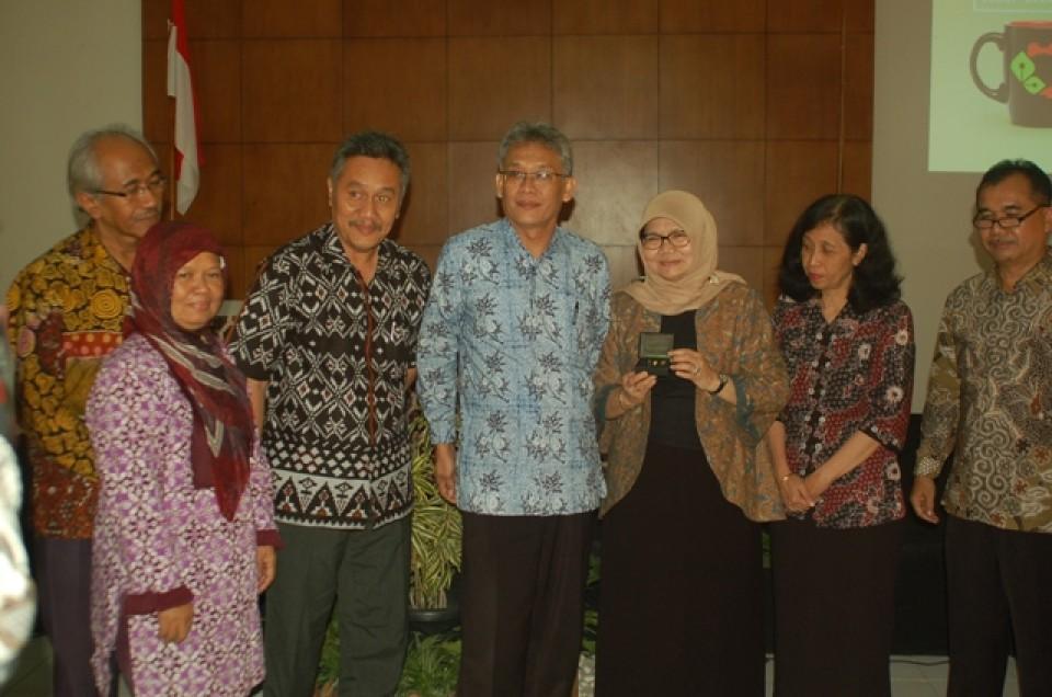 Pisah Sambut Kepala Balai Besar Kerajinan dan Batik Yogyakarta _foto