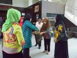 Kunjungan Pemerintah Kota  Pasuruan ke Balai Besar Kerajinan dan Batik Yogyakarta Dalam Monitoring Pelatihan dan Peningkatan Kerjasama_foto