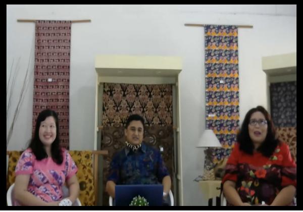 BBKB Berikan Pelatihan Proses Pembuatan Batik Ramah Lingkungan_foto