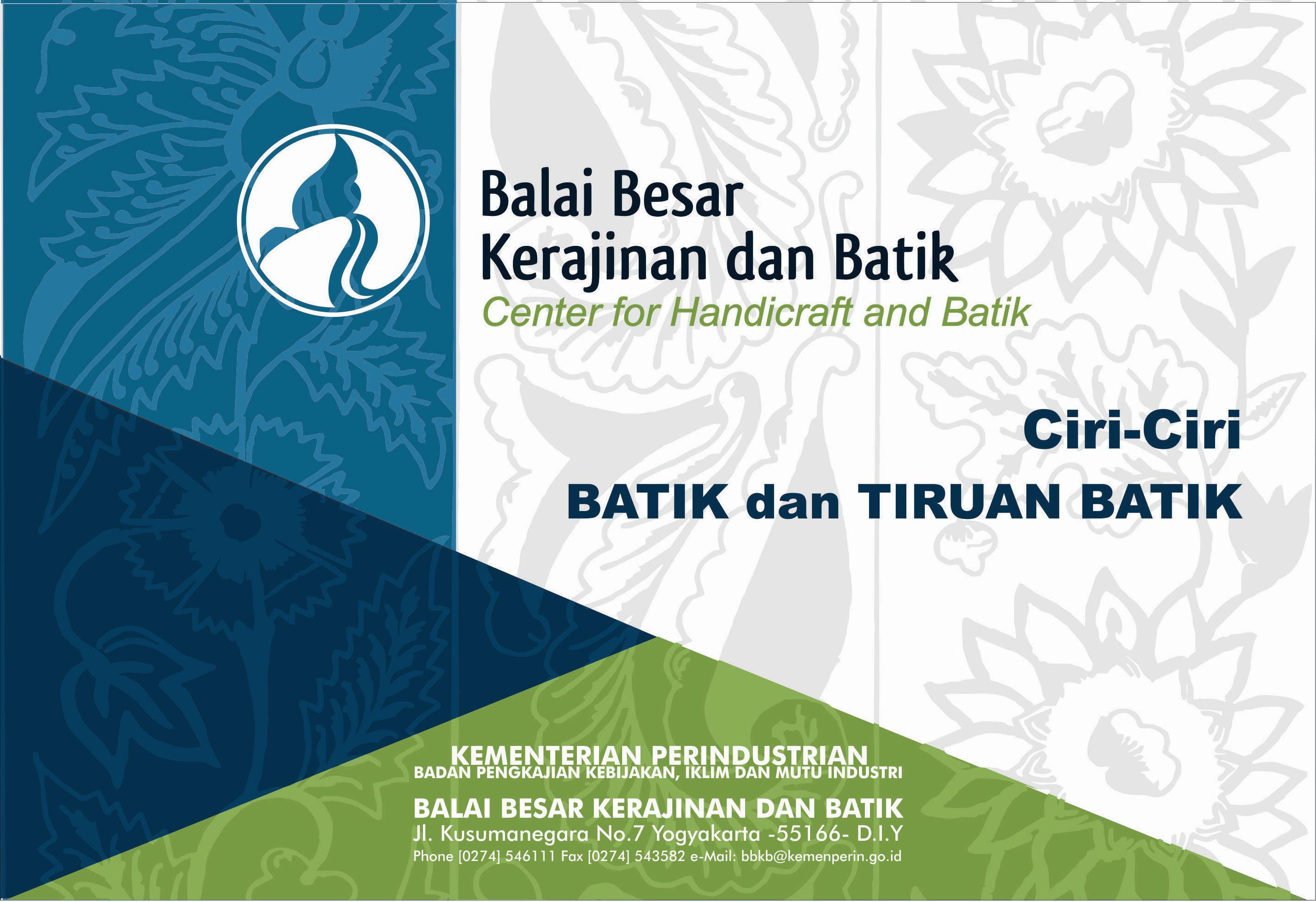 Ciri Batik 1