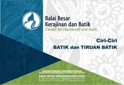 Pengertian Batik, Ciri Batik dan Tiruan Batik serta Paduan Batik