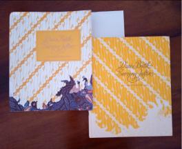 Keanekaragaman Buku Batik di  Perpustakaan Balai Besar Kerajinan dan Batik