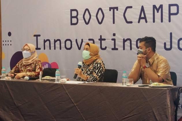 Pembukaan Bootcamp Innovating Jogja Tahun 2021_foto