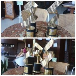 BBKB, Kemenperin sabet Juara Kategori  Selendang Jumputan pada Lomba Selendang Indonesia 2019_foto