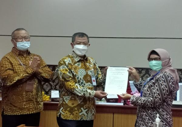 Pencanangan Zona Integritas (ZI) BBKB  Menuju Wilayah Birokarsi Bersih dan Melayani (WBBM) Tahun 2021_foto