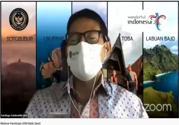 Kemenperin Terapkan Beberapa Strategi Dalam Mewujudkan Industri Batik Indonesia yang berwawasan lingkungan_foto