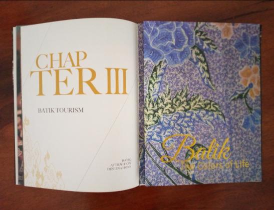 Keanekaragaman Buku Batik di  Perpustakaan Balai Besar Kerajinan dan Batik_foto
