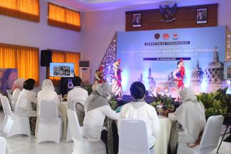Kemenhub Bersama Dekranas Beri Pelatihan Kewirausahaan Digital di Balai Besar Kerajinan dan Batik, Yogyakarta