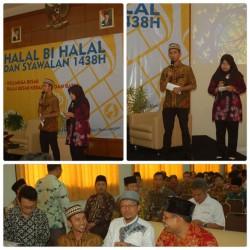 Kegiatan Halal Bi Halal dan Syawalan 1438 H Balai Besar Kerajinan dan Batik Yogyakarta_foto
