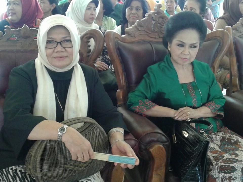 Ka BBKB Hadiri Peringatan Hari Kartini dan Pameran Batik Khas Jepara Kegiatan PPBI Sekarjagad (25/4)_foto