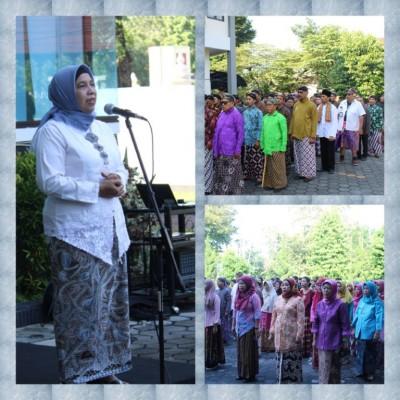 Peringati Hari Kartini, BBKB Gelar Upacara Kenakan Busana Tradisional Indonesia_foto