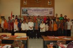 Meningkatkan Kemampuan Pengelolaan SDA, Disperindagkop & UKM Provinsi Kaltara, Kirim Peserta Anyaman Berlatih ke BBKB Yogyakarta_foto