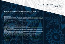 Pengertian Batik, Ciri Batik dan Tiruan Batik serta Paduan Batik_foto