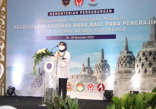 Kemenhub Bersama Dekranas Beri Pelatihan Kewirausahaan Digital di Balai Besar Kerajinan dan Batik, Yogyakarta_foto