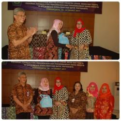 Semangat Belajar dan Terus Berlatih, Para Peserta Mampu Menghasilkan Berbagai Motif dan Warna Batik_foto