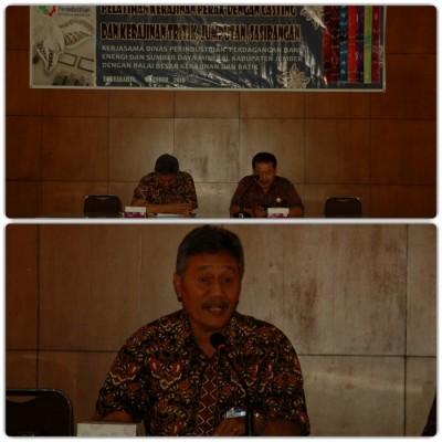 Perkuat Hadapi MEA, Disperindag & ESDM Kabupaten Jember Kirim Peserta Berlatih ke BBKB Yogyakarta_foto