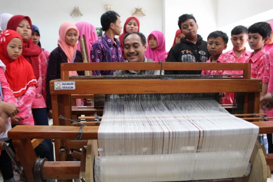 Kunjungan Study Tour Siswa Fornama Magelang ke BBKB_foto