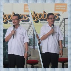 Melalui Acara Ngobras  (Ngopi Bareng dan Rasan-Rasan), Kepala BBKB Luncurkan Integrasi ISO _foto