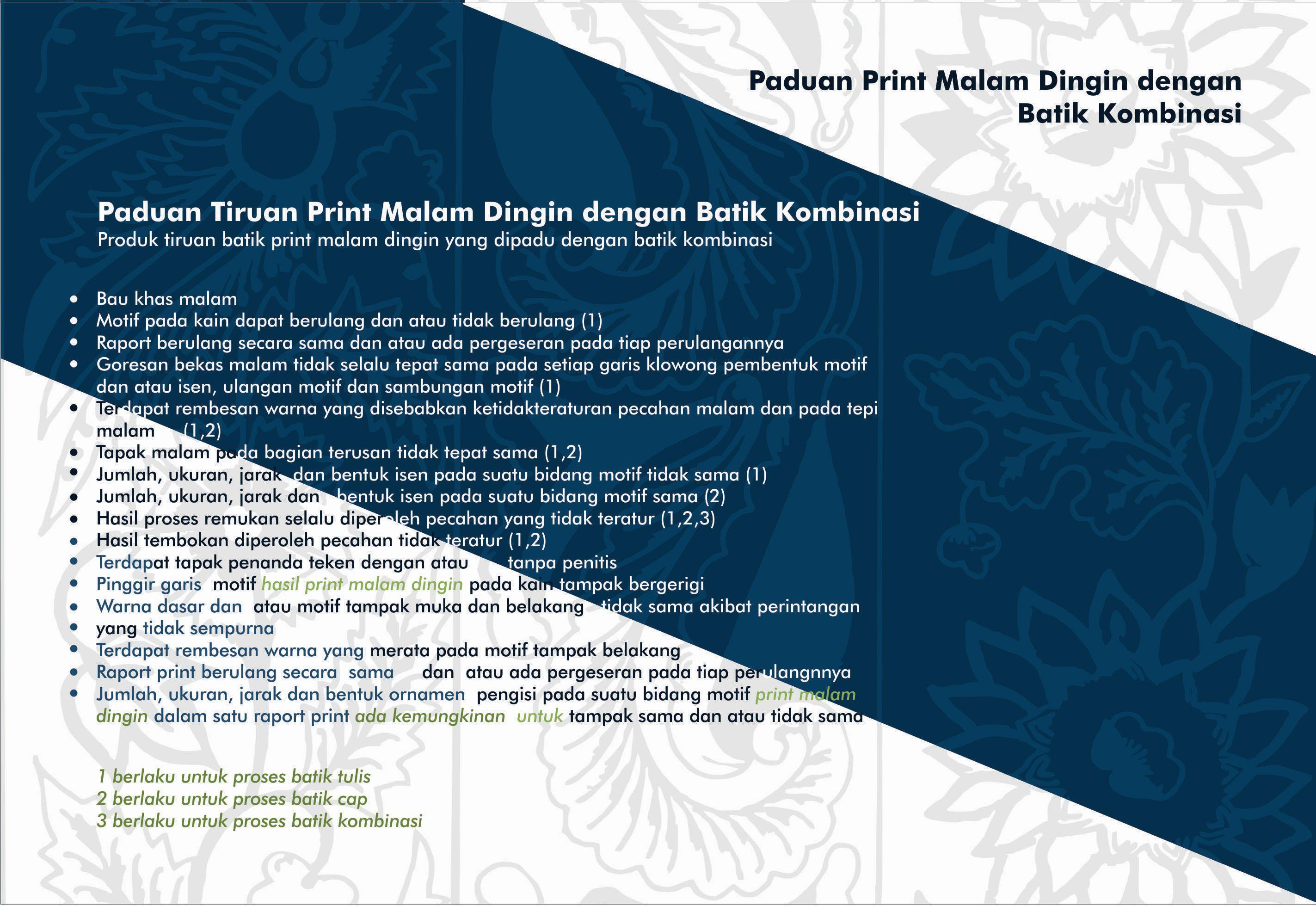 Ciri Batik 8
