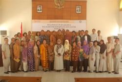 Pelepasan Purnakarya Balai Besar Kerajinan dan Batik Tahun 2013  _foto