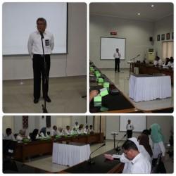 Serah Terima Jabatan Eselon III dan IV di Lingkungan Balai Besar Kerajinan dan Batik Yogyakarta_foto