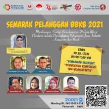 Knowledge Sharing: Peningkatan Kompetensi SDM Industri Batik dan Busana Jadi