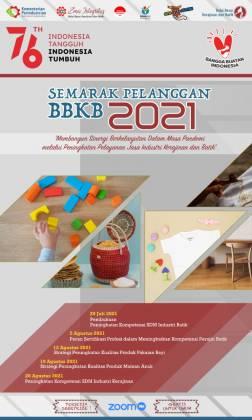 Knowledge Sharing: Peningkatan Kompetensi SDM Industri Batik dan Busana Jadi_foto