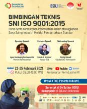 BIMTEK SNI ISO 9001:2015