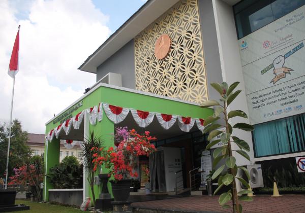 """Upaya Melawan Covid-19 Balai Besar Kerajinan dan Batik """"SDM dan Lingkungan Kerja adalah Aset Kami""""_foto"""