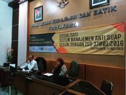 Sosialisasi Sistem Manajemen Anti Suap ISO 37001, BBKB Siap Berantas Korupsi_foto