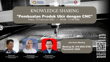 Undangan Knowledge Sharing