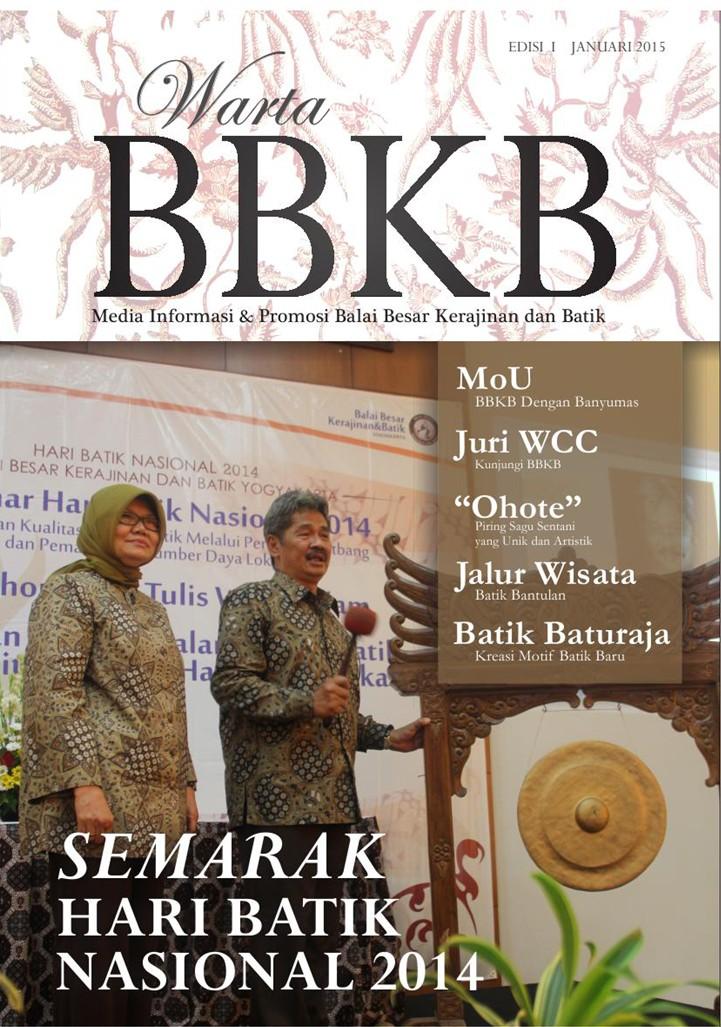 Cover Warta BBKB I