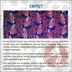 Pengertian Motif Batik dan Filosofinya_foto